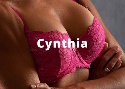 Cynthia Breast Augmentation Surgery Photos