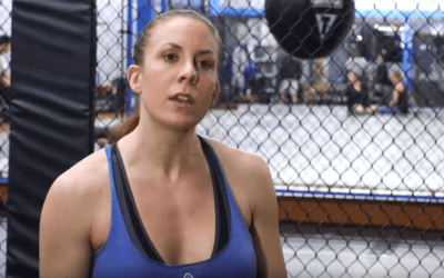 Erin: Kickboxing with Breast Augmentation